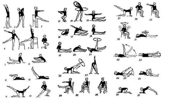 Как избавиться от боли в спине: 9 упражнений для позвоночника от Норбекова