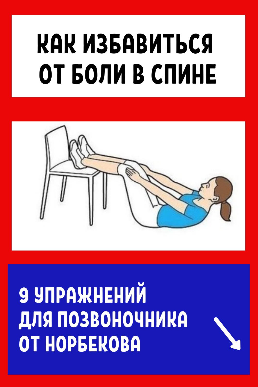 Боли уйдут! Для всех, кто много сидит. Знаменитая система Норбекова состоит из простых и очень действенных упражнений, которые помогут вам сохранить гибкость позвоночника. А ведь гибкость позвоночника — это основа здоровья всего тела! С возрастом межпозвоночные диски сплющиваются, кровообращение ухудшается, и позвоночный столб усыхает. Именно поэтому многие к старости становятся ниже ростом или сгибаются в дугу. Растягивая позвоночник, вы улучшаете функции практически всех внутренних органов.